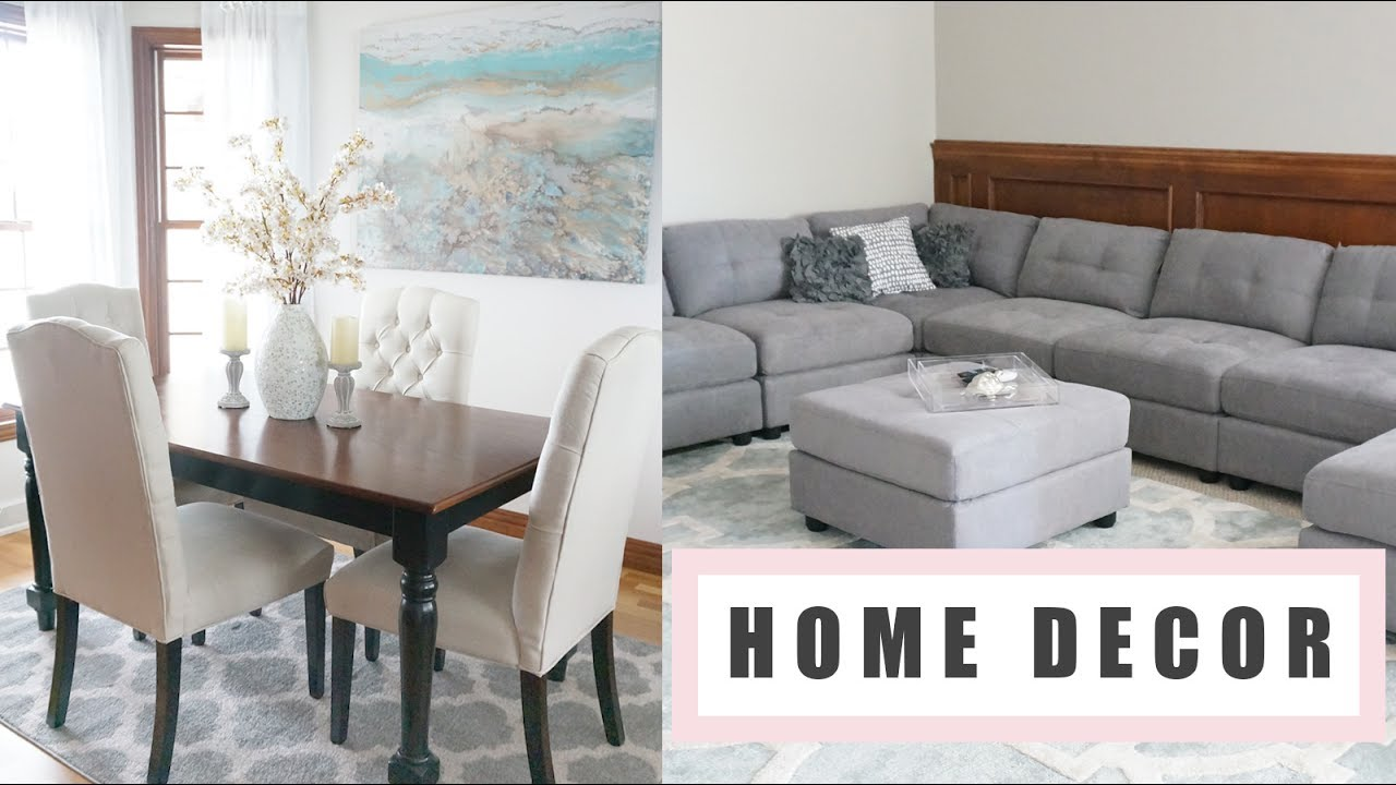 Home Decor Haul Updates Bbw Well Woven Homegoods Tj