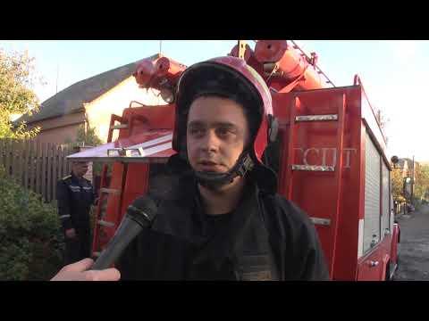 MNSKHM: У Хмельницькому під час ліквідації пожежі рятувальники виявили тіло чоловіка