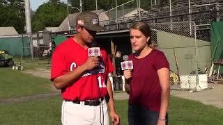 Gatemen Baseball Network Pregame: Wareham Gatemen vs. Bourne Braves (7/20/18)