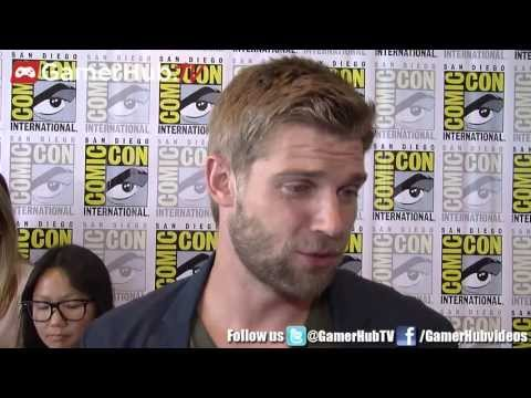 Mike Vogel Discusses Acting Under The Dome - Gamerhub.tv Interview