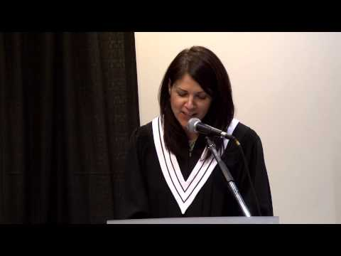 Collège Boréal -Remises des diplômes, Toronto 2015, 14hr