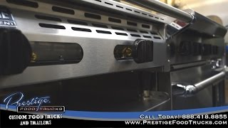 Food Truck Safety - Prestige Food Trucks