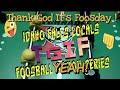 TGiFoosday Episode 25  4 Birthday Spanking Matches From Feb 2020  New Fooser Kim from Bear Lake ID