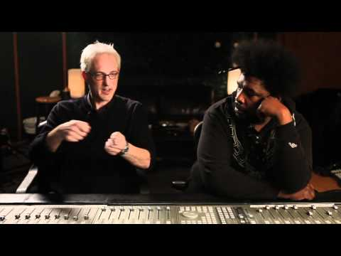 Harry and Questlove Dive Into