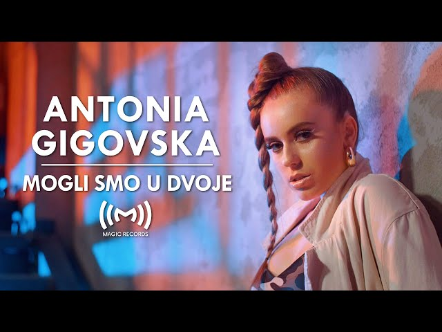 Antonia Gigovska - Mogli smo u dvoje OFFICIAL VIDEO