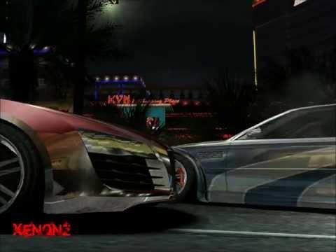 NFS Carbon | BMW M3 GTR vs. Audi Le Mans Quattro [HD]