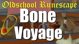 OSRS Bone Voyage Quest Guide