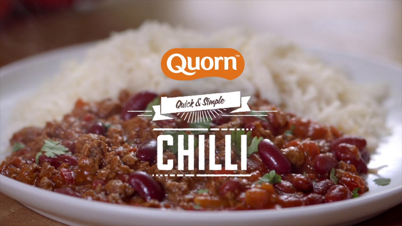Chilli Con Carne Recipe With Quorn Mince A Healthy Protein Youtube