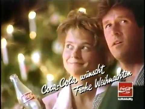 coca cola werbung weihnachten 1990 youtube. Black Bedroom Furniture Sets. Home Design Ideas