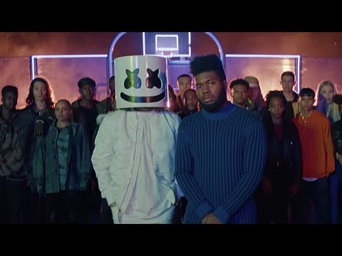 Marshmello  Silence Ft Khalid  Music