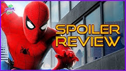 Spider-Man: Homecoming - Review (A Hero Redeemed)