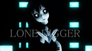 [MMD+DL] Lone Digger {special for 600+ subs} {original motion}