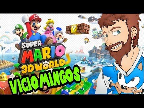 Super Mario 3D World | Un gran Castigado | Viciomingos