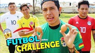 reto de futbol