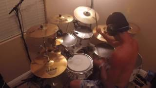 Three-Fifty by Veil Of Maya: Drum Cover by Joeym71