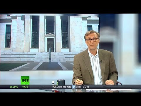 Economist Dr. Richard Wolff - The Lottery Economy