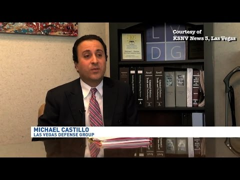 Mike Castillo on KSNV News 3 Las Vegas – Linda Cooney