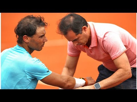 Rafael Nadal: French Open champ reveals shock blood problem after injury scare