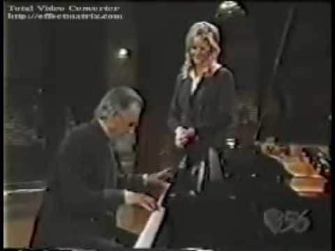 Bill Conti  and Solo Rocky Perfomance on piano