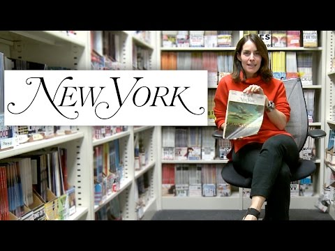 Cubes: VIP Tour of New York Magazine