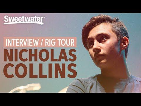 Phil Collins' Drummer – Nicholas Collins Rig Tour & Interview 🥁