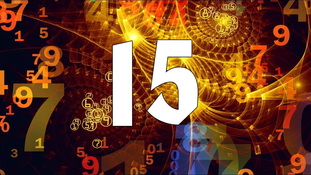 Numerology Number 15 Secrets Of Your Birthday Youtube