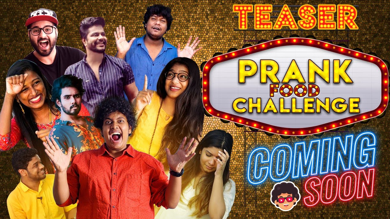 PRANK and Food Challenge with Celebrities | Teaser | Irfan's View
