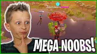 Absolute Noob in Fortnite DUO!