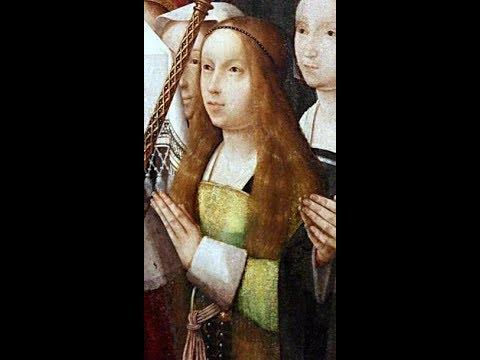 María de Aragón, la reina piadosa.