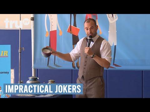 Impractical Jokers  Meet Murr: Grandparent Divorce Lawyer Punishment  truTV