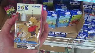 Kaya gini gambar kartu-kartu Indomilk Fun AR di Indomilk Gemilang Asian Games