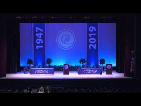 Chipola College Graduation 2019
