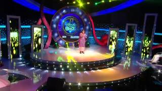 Pathinalam Ravu Season3 Dona Singing ' Pallikkattile Kallichedikal '(Epi93 Part1)