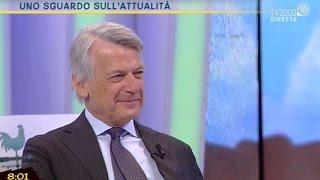 Uno sguardo sull'attualità con Ferruccio De Bortoli