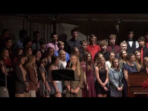 The Pierz Healy High School Choir presents: Music For Every Body and Senior Recognition