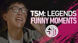 TSM: LEGENDS - Funny Moments