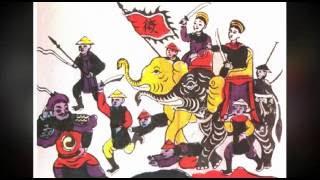 Quyết Tiến, sáng tác: Võ Đức Thu, trình bày: Hợp ca, hoà âm & recording: Quốc Toản & Video by UL