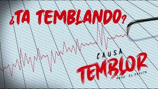 Causa - Temblor Video Lyrics