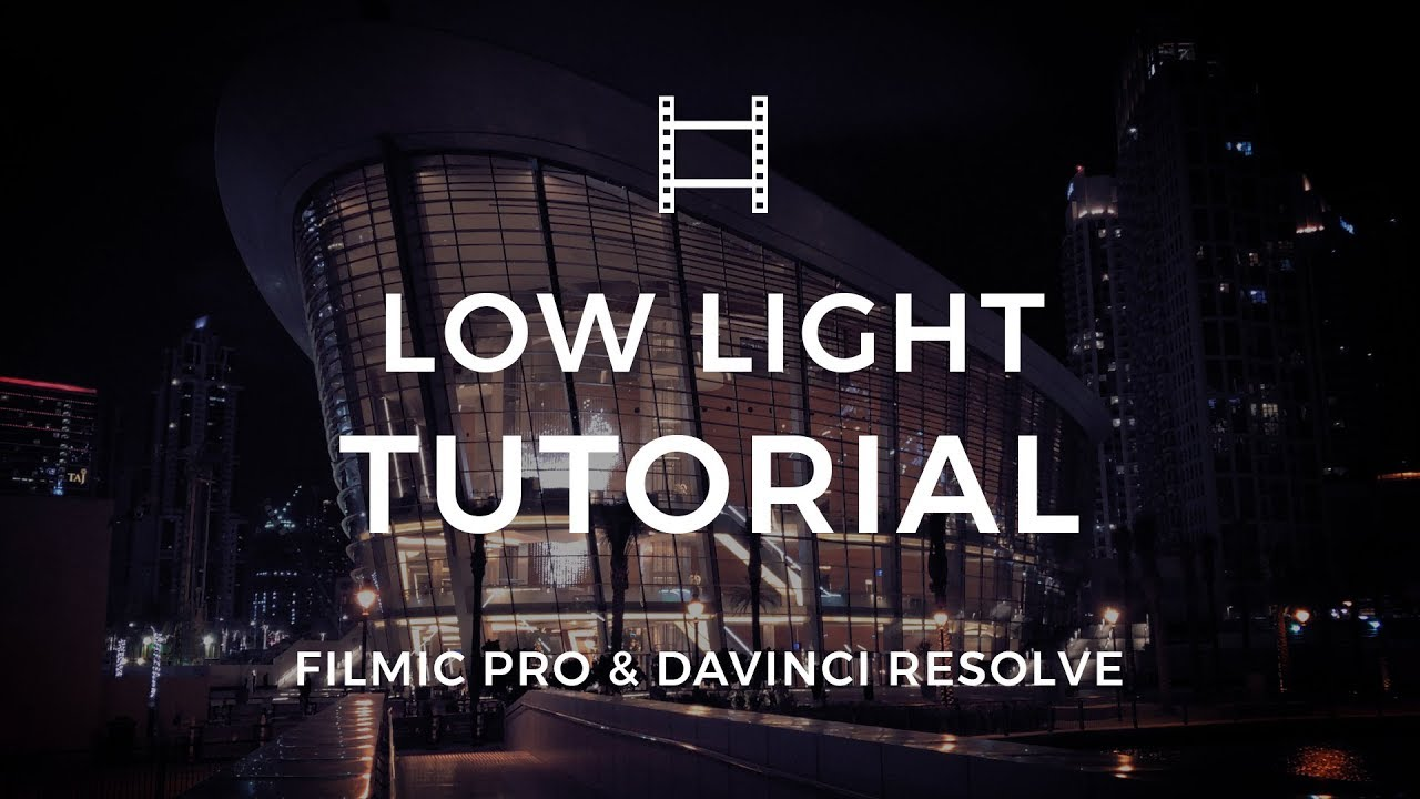 How to Shoot Great Looking Low Light iPhone Video