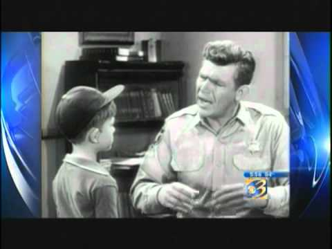 Andy Griffith: News Reports On His Passing