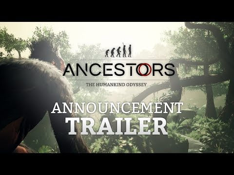 Ancestors  The Humankind Odyssey   Announcement Trailer ¦ PS4