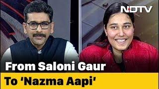 Internet Star Saloni Gaur's Take On JNU, CAA Through 'Nazma Aapi'