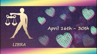 Libra (April 16th - 30th) This SPIRITUAL LOVE is so OVERWHELMING, I can't even think straight!