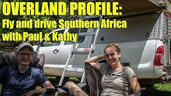 Overland Profile: Fly and drive Southern Africa with Paul & Kathy