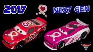Cars 3 Next Generation Racers VS Veteran Stock Racers PART 2
