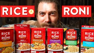 What's The Best Rice-A-Roni? Taste Test