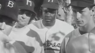 The Jackie Robinson Story (1950) - Full Length Biography