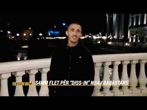 "SEVENBIZZ | S4MM flet për ""Diss-in"" ndaj Babastars"
