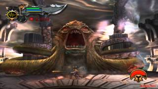 God of war 2 Titan NO UPGRADE El Kraken y Fenix (12/15)