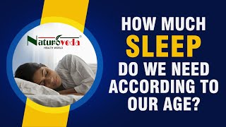 Sleep is Vital for Health